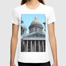 Saint Isaac's Cathedral T-shirt