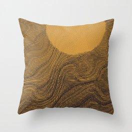 Sonoran Scorch Throw Pillow