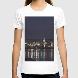 Shiney little town T-shirt
