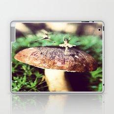 Mushroom Ballet Laptop & iPad Skin