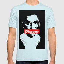 Ruth Bader Ginsburg Dissent Feminist Political RBG T-shirt