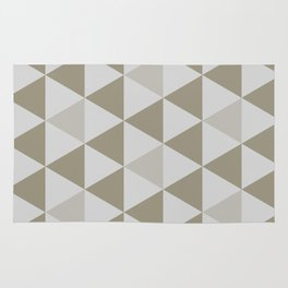 Great Triangle Pattern Rug