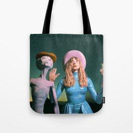 Surrender your Venusians Tote Bag
