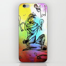 Hatshepsut Rising iPhone Skin