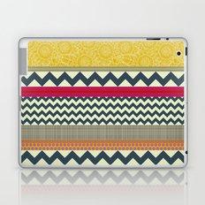 New York Beauty stripe Laptop & iPad Skin