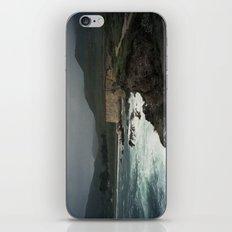 Montaña De Oro Stormy Hills iPhone & iPod Skin