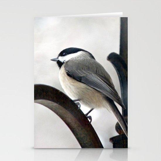 my Little Carolina Chickadee Stationery Cards