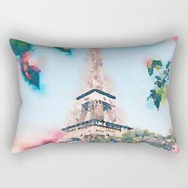 Paris 2 Rectangular Pillow