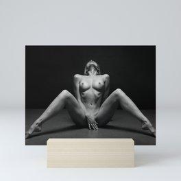 bodyscape Mini Art Print