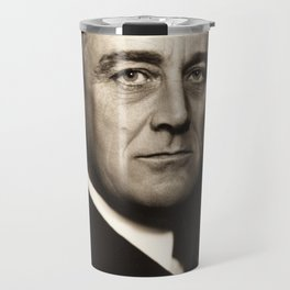 Franklin D. Roosevelt, about 1932 Travel Mug