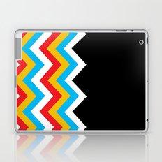 Color Blocked Chevron 18 Laptop & iPad Skin