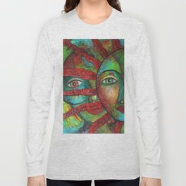 Facing the Sun 2 Long Sleeve T-shirt