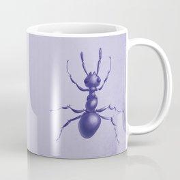 Purple Ant Coffee Mug