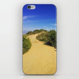 A Dusty Path iPhone Skin