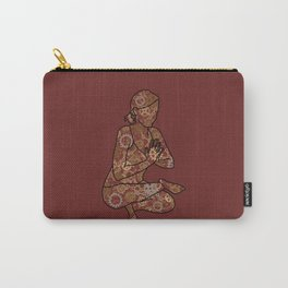Padangusthasana Carry-All Pouch