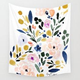 Sierra Floral Wall Tapestry