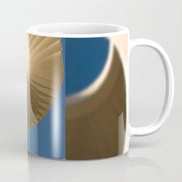 bottom view at twisted stairs Coffee Mug
