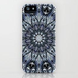 Bohemian Soul Night Mandala iPhone Case