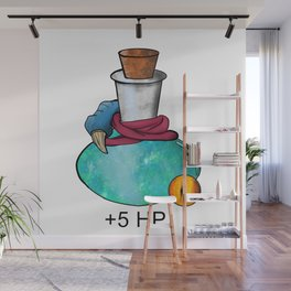 potion of cure light wounds Wall Mural