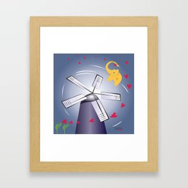 Flying Dutchman Framed Art Print