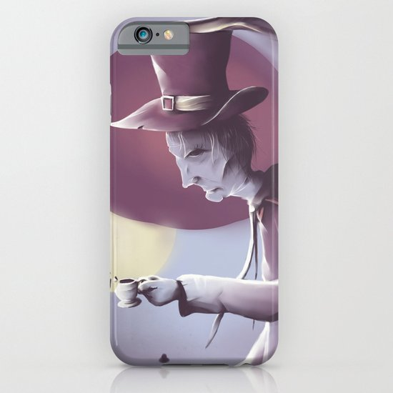 The hatter iPhone & iPod Case
