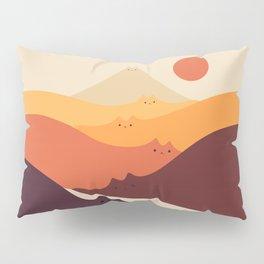 Cat Landscape 87 Pillow Sham