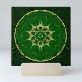 Fauna so fresh on a wonderful mandala ornate Mini Art Print