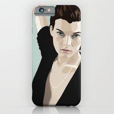 Milla Jovovich iPhone 6s Slim Case