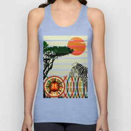 One of us... Unisex Tank Top