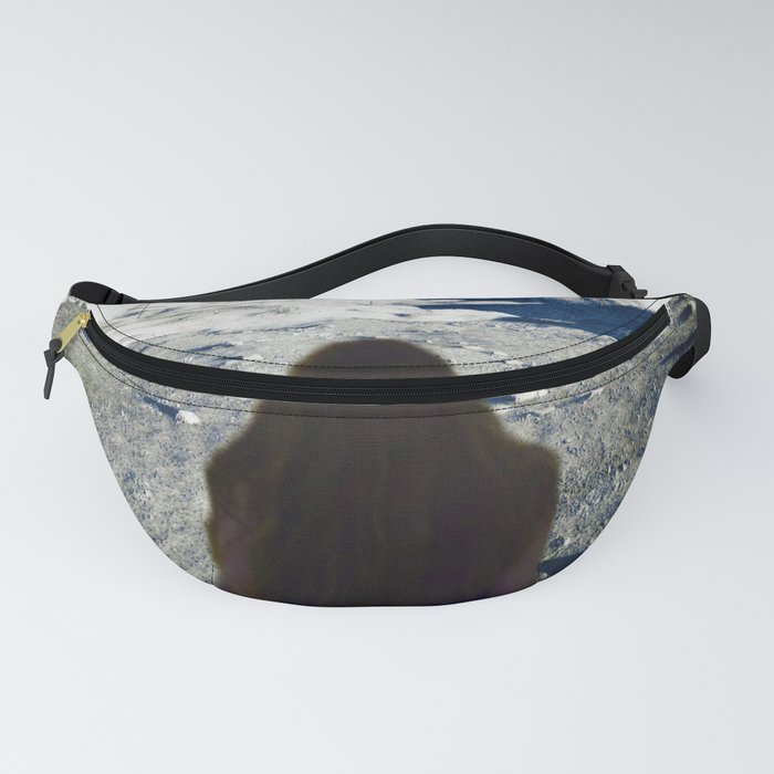 Woman on The Moon Fanny Pack
