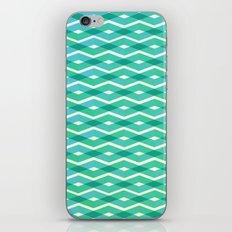 Diamonds in the sea iPhone & iPod Skin