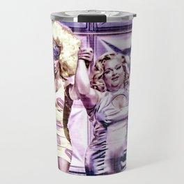Ru Paul All Stars Season Hey Queen Honey Henny Drag Race Winner Slay Trixie Katya Valentina Aquaria Travel Mug