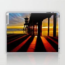 Surf City Sunsets Laptop & iPad Skin