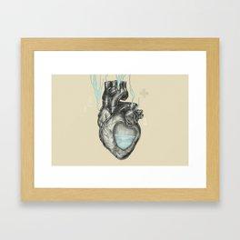 Recovery Framed Art Print
