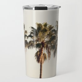 Golden Palms Travel Mug