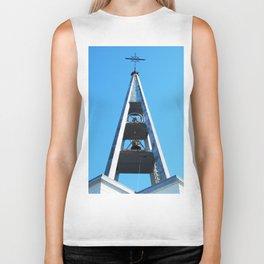 Bell tower church Belfry  Biker Tank