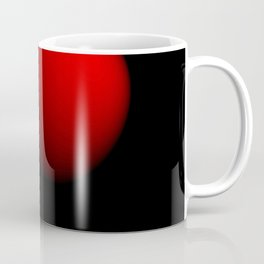 red ball Coffee Mug