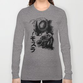 Waterbrushed Flying Insect Long Sleeve T-shirt