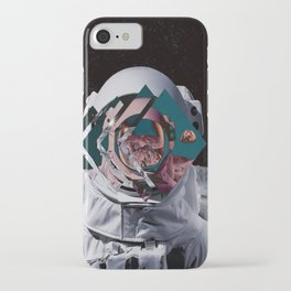 Spaceman oh spaceman iPhone Case