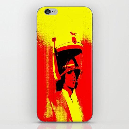 TRANSCOM iPhone & iPod Skin