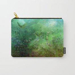 """""""The Enchanted Forest"""" (Fairyland) Carry-All Pouch"""