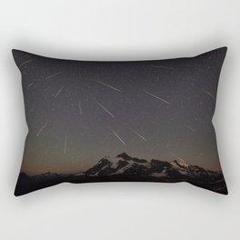 Meteor Shower Rectangular Pillow