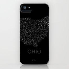 Ohio LineCity B iPhone Case