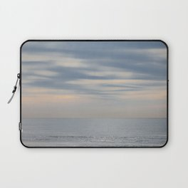Morning at the ocean Laptop Sleeve