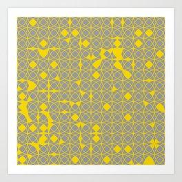 o x o - gy Art Print
