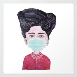 Candela  Art Print