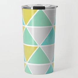 Ocean Triagles Travel Mug