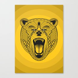 Bear - Custom Canvas Print