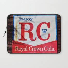 RC Cola Sign Laptop Sleeve