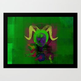 Return of the Repressed Chapter 2 Art Print